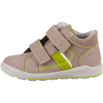 Skor Barn Sneakers Ricosta Laif Gröna, Beige