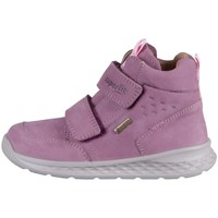 Skor Barn Höga sneakers Superfit Breeze Rosa