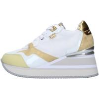 Skor Dam Höga sneakers Apepazza S1HIGHNEW07/NYL YELLOW