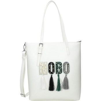 Väskor Dam Handväskor med kort rem Nobo NBAGK2970C000 Vit