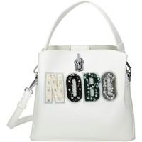 Väskor Dam Handväskor med kort rem Nobo NBAGK2980C000 Vit