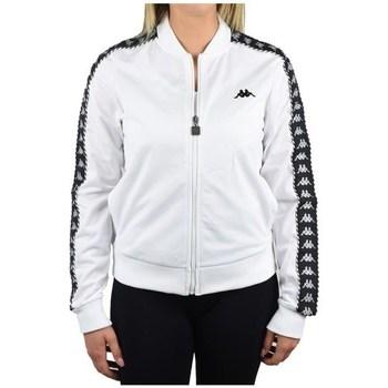 textil Dam Sweatshirts Kappa Imilia Training Jacket Vit