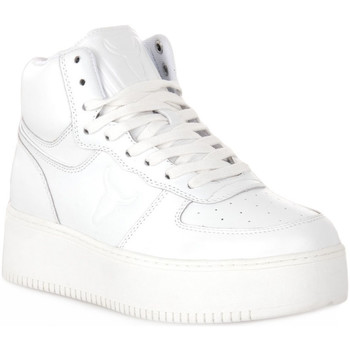 Skor Dam Höga sneakers Windsor Smith WHITE THRIVE Bianco