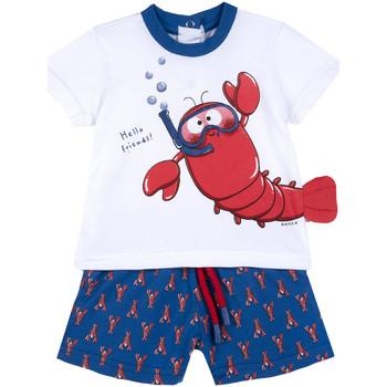 textil Pojkar Set Chicco 09076626000000 Blå