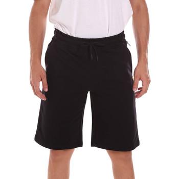 textil Herr Shorts / Bermudas Ciesse Piumini 215CPMP71415 C4410X Svart