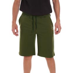 textil Herr Shorts / Bermudas Ciesse Piumini 215CPMP71415 C4410X Grön