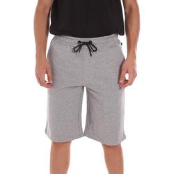 textil Herr Shorts / Bermudas Ciesse Piumini 215CPMP71415 C4410X Grå