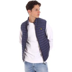 textil Herr Koftor / Cardigans / Västar Ciesse Piumini 215CFMV11394 N021D0 Blå
