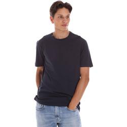 textil Herr T-shirts Ciesse Piumini 215CPMT01455 C2410X Svart