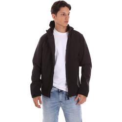 textil Herr Vindjackor Ciesse Piumini 215CPMJ31396 P7B23X Svart