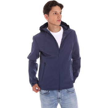 textil Herr Jackor Ciesse Piumini 215CPMJ31396 P7B23X Blå