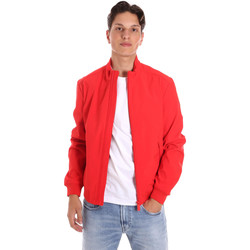 textil Herr Jackor Ciesse Piumini 205CPMJB1219 P7B23X Röd