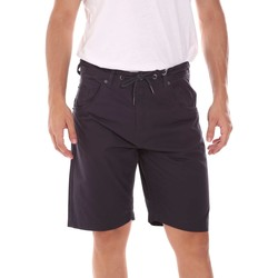 textil Herr Shorts / Bermudas Key Up 2P025 0001 Blå