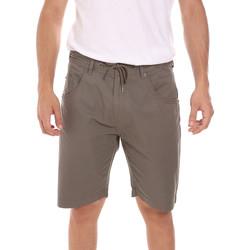 textil Herr Shorts / Bermudas Key Up 2P025 0001 Grön