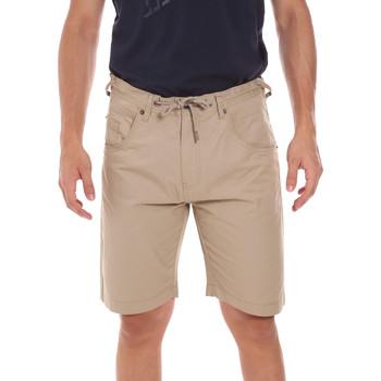 textil Herr Shorts / Bermudas Key Up 2P025 0001 Beige