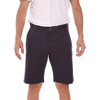 textil Herr Shorts / Bermudas Key Up 2P022 0001 Svart