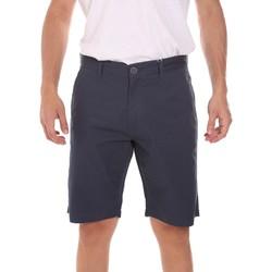 textil Herr Shorts / Bermudas Key Up 2P021 0001 Blå
