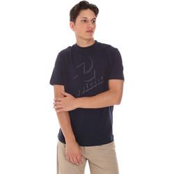 textil Herr T-shirts Invicta 4451241/U Blå