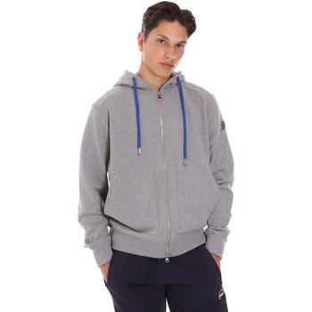 textil Herr Sweatshirts Invicta 4454252/U Grå
