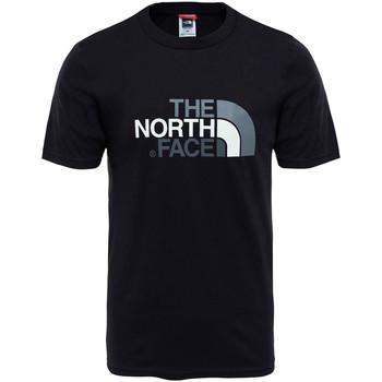 textil Herr T-shirts The North Face NF0A2TX3JK31 Svart