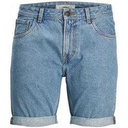 textil Herr Shorts / Bermudas Produkt BERMUDAS VAQUERAS HOMBRE  12172070 Blå