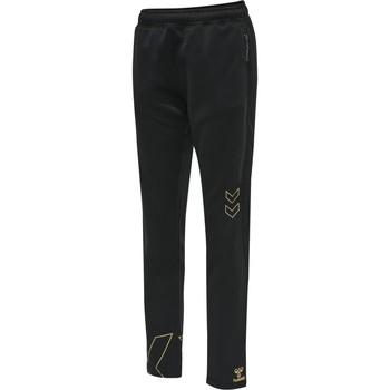 textil Dam Joggingbyxor Hummel Pantalon femme  hmlCIMA noir