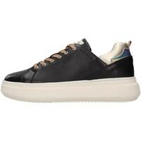Skor Dam Sneakers NeroGiardini I117050D BLACK