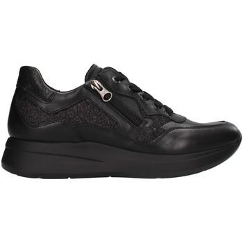 Skor Dam Sneakers NeroGiardini I013187D BLACK