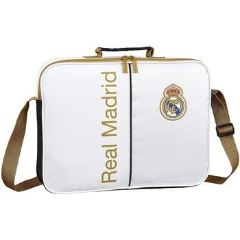 Väskor Datorväskor Real Madrid 611954385 Blanco