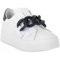 Skor Dam Sneakers At Go GO 4693 GALAXY BIANCO Bianco