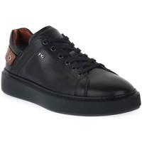 Skor Herr Sneakers NeroGiardini NERO GIARDINI  SAVAGE NERO Nero