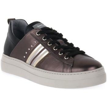Skor Dam Sneakers NeroGiardini NERO GIARDINI  OXIGEN PIOMBO Grigio