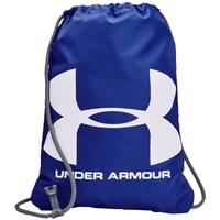 Väskor Sportväskor Under Armour OZSEE Sackpack Bleu