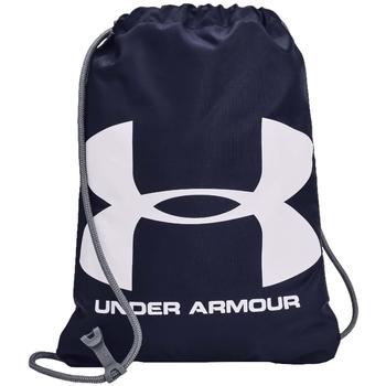 Väskor Sportväskor Under Armour OZSEE Sackpack Bleu marine