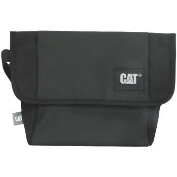Väskor Sportväskor Caterpillar Detroit Courier Bag Noir