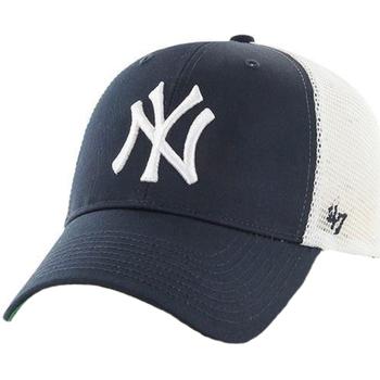Accessoarer Keps 47 Brand MLB New York Yankees Branson Cap Bleu marine