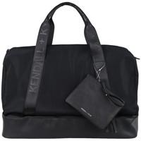 Väskor Dam Sportväskor Kendall + Kylie Kendall + Kylie Weekender Bag HBKK-321-0008-3 Noir