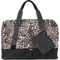 Väskor Dam Sportväskor Kendall + Kylie Kendall + Kylie Weekender Bag HBKK-321-0008-3 Marron