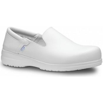 Skor Herr Slip-on-skor Feliz Caminar Zapato Laboral SENSAI - Vit