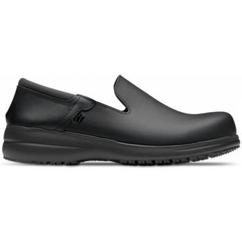 Skor Herr Slip-on-skor Feliz Caminar Zapato Laboral SENSAI - Svart