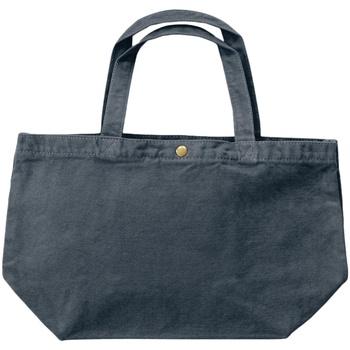 Väskor Shoppingväskor Bags By Jassz CA3923SCS Denim blå