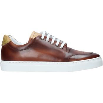 Skor Herr Sneakers Alviero Martini P177 578A Brun