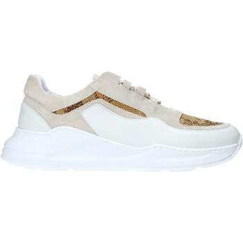 Skor Herr Sneakers Alviero Martini P060 578I Vit