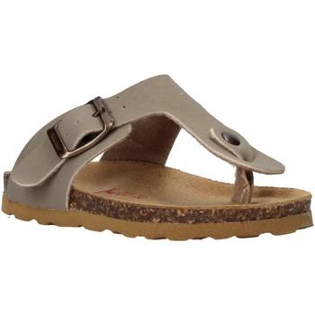 Skor Barn Flip-flops Bionatura 22B 1010 Grå