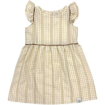 textil Flickor Korta klänningar Naturino 6001014 01 Beige