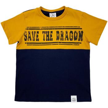 textil Barn T-shirts Naturino 6001018 01 Blå