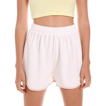 textil Dam Shorts / Bermudas Fila 689301 Vit