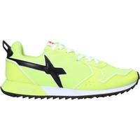 Skor Herr Sneakers W6yz 2013560 04 Gul