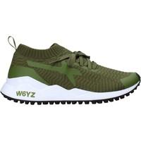 Skor Herr Sneakers W6yz 2014538 01 Grön