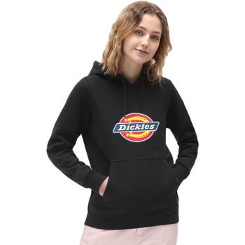textil Dam Sweatshirts Dickies DK0A4XCCBLK1 Svart